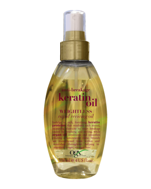 OGX Keratin Oil Reviving Oil, 118ml