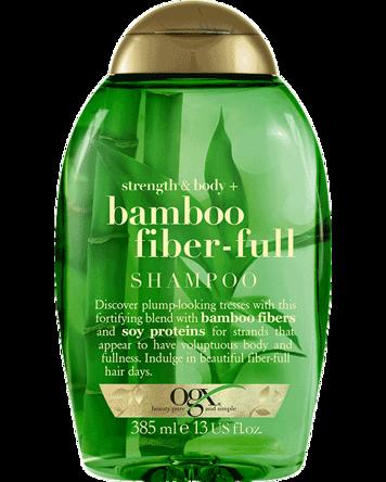 OGX Bamboo Shampoo, 385ml