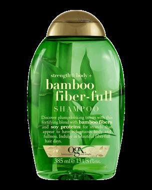 Bamboo Shampoo, 385ml