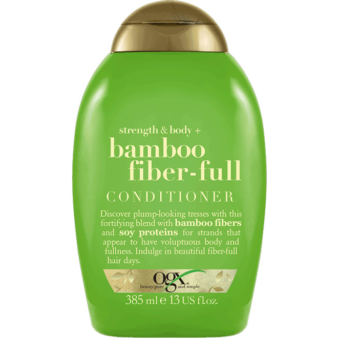 OGX Bamboo Conditioner, 385ml