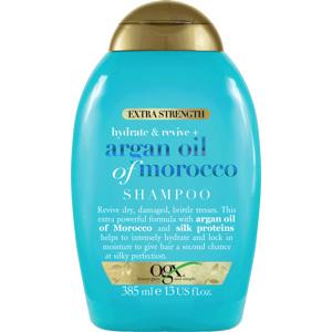 Argan Extra Strength Shampoo, 385ml