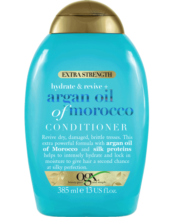OGX Argan Extra Strength Conditioner, 385ml