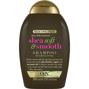 Shea Soft & Smooth Shampoo, 385ml