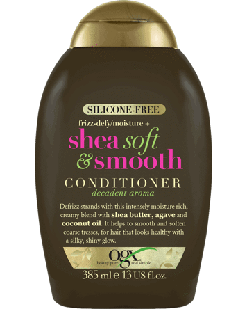 Shea Soft & Smooth Conditioner, 385ml