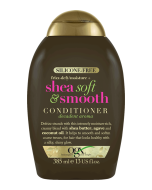 OGX Shea Soft & Smooth Conditioner, 385ml