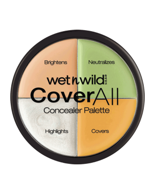 Wet N Wild Cover All Concealer Palette