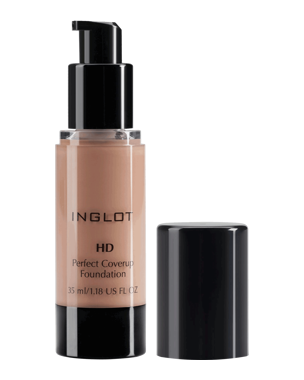 Inglot HD Perfect Coverup Foundation, 35ml
