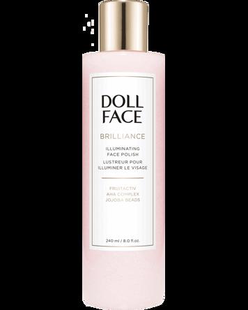Doll Face Brilliance Iluminating Face Polish, 240ml