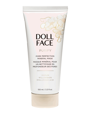 Doll Face Purify Pore Perfecting Mineral Mask, 100ml