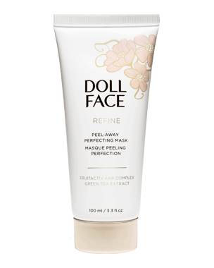 Doll Face Refine Peel-Away Refining Gel Mask, 100ml