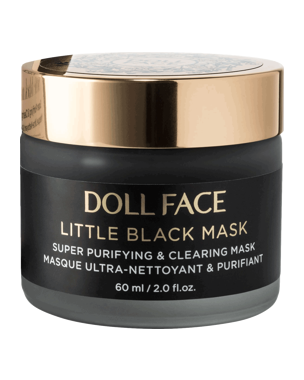 Doll Face Little Black Mask, 60ml