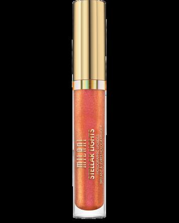 Stellar Light Holographic Lip Gloss, Prismatic Pink