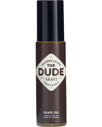 Waterclouds The Dude Shave Oil, 50ml