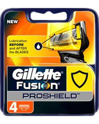 Gillette proshield manual 4p