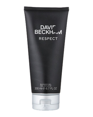 Beckham Respect, Shower gel 200ml