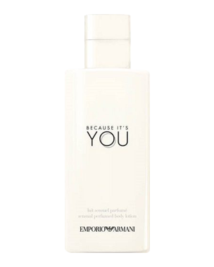 Armani Because It's You, Body Lotion 200ml