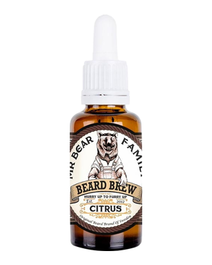 Mr. Bear Family Beard Brew Citrus, 30ml