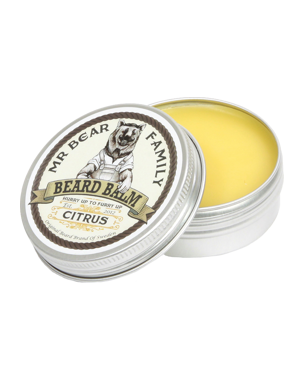 Mr. Bear Family Beard Balm Citrus, 60ml