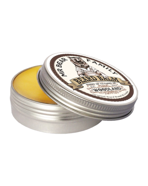 Mr. Bear Family Beard Balm Woodland, 60ml
