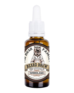 Mr. Bear Family Beard Brew Woodland, 30ml