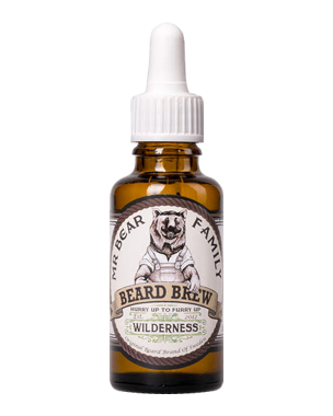 Mr. Bear Family Beard Brew Wilderness, 30ml