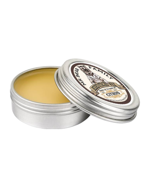 Mr. Bear Family Moustache Wax Citrus, 30g