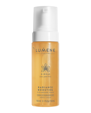 Lumene Kirkas Radiance-Boosting Cleansing Foam, 150ml