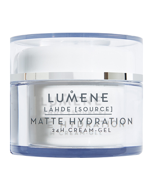 Lumene Lähde Matt Hydration 24H Cream-Gel, 50ml