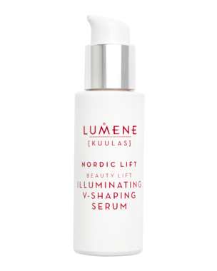 Lumene Kuulas Beauty Lift Illuminating V-Shaping Serum, 30ml