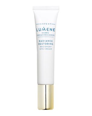 Lumene Hehku Radiance Restoring Recovery Eye Cream, 15ml