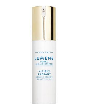 Lumene Hehku Visibly Radiant Wrinkle Erasing Beauty Elixir, 30ml
