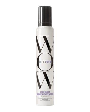 Color Wow Brass Banned Mousse - Blond, 200ml