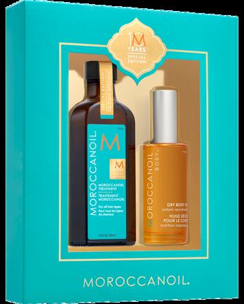 MoroccanOil Hair & Body Oil Set, 100ml + 50ml