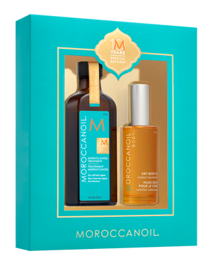 MoroccanOil Hair & Body Oil Set, 100ml + 50ml