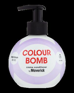 Colour Bombs White Platinum, 250ml