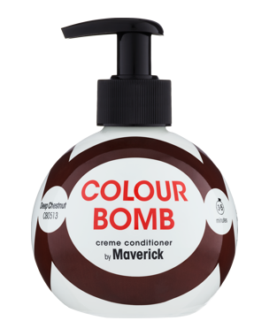 Colour Bombs Deep Chestnut, 250ml