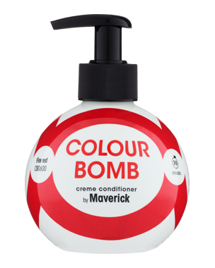 Colour Bombs Fire Red, 250ml