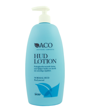 ACO Body Lotion Scented, 500ml