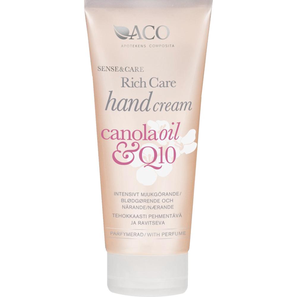 ACO Body Rich Care Hand Cream, 100ml