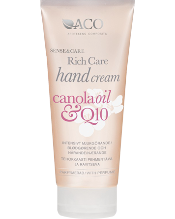 ACO Body Rich Care Hand Cream, 100ml