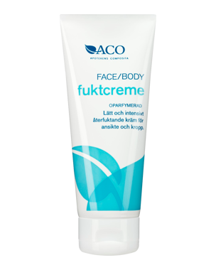 ACO Body/Face Cream Unscented, 100ml