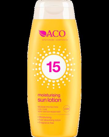 ACO Sun Lotion SPF15, 200ml