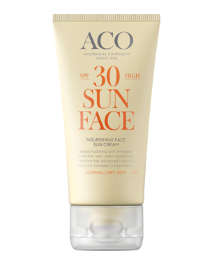 ACO Hydrating Face Cream SPF30, 50ml