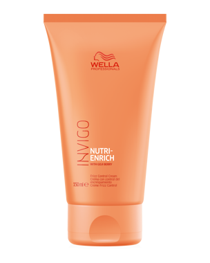 Wella Invigo Nutri-Enrich Frizz Control Cream, 150ml
