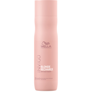 Invigo Blonde Recharge Cool Blond Shampoo, 250ml