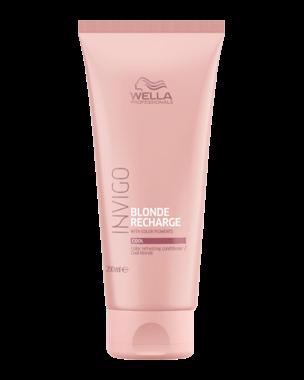 Wella Invigo Blonde Recharge Cool Blond Conditioner, 200ml