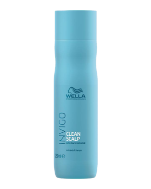 Wella Invigo Balance Clean Scalp Shampoo, 250ml