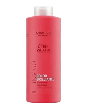Wella Invigo Color Brilliance Shampoo Coarse