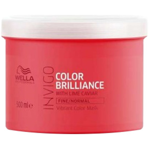 Invigo Color Brilliance Mask Fine/Normal, 500ml