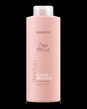 Wella Invigo Blonde Recharge Cool Blond Shampoo